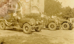 Taylor Fire Department 1932