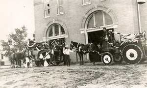 Taylor Fire Department 1913